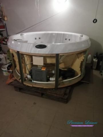 Спа бассейн Jacuzzi J-210