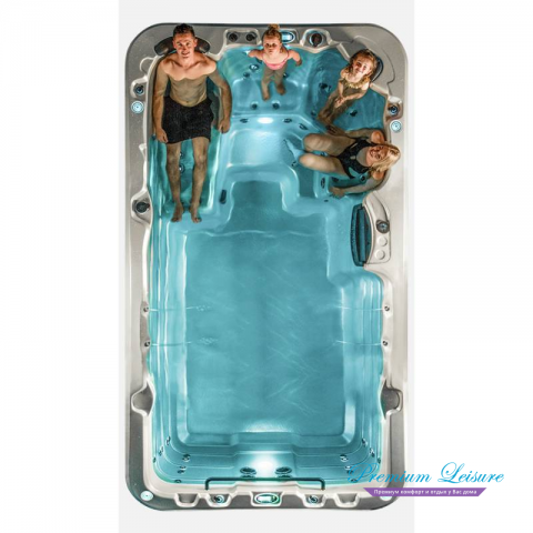 Vortex Spas Aqualounge
